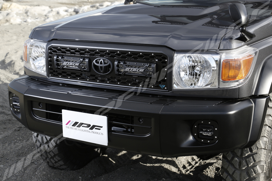 Ipf new lc70 light bar insert kit lc70 mozeypictures Gallery